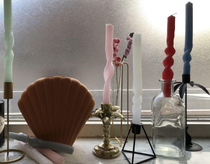 DIY Twisted Candles: Zelf gedraaide kaarsenmaken
