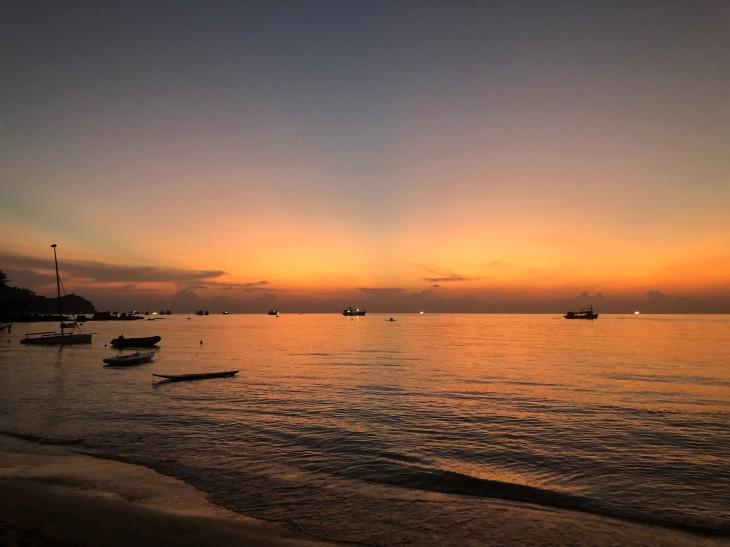 Sunset Ko Tao