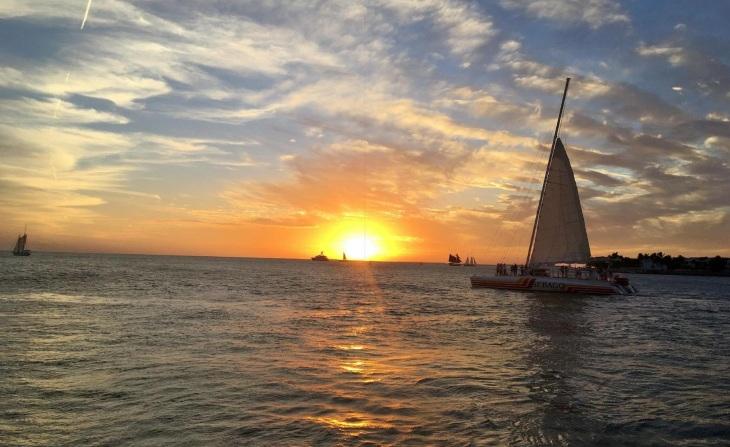 Sunset Keywest