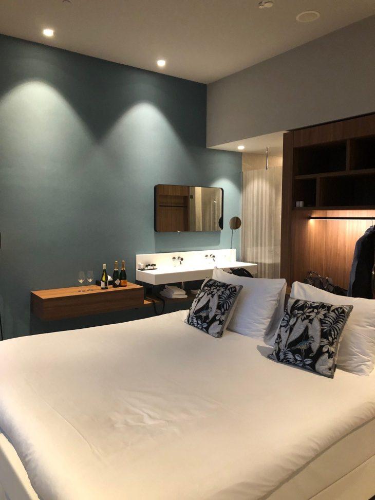 Junior Suite Van der Valk hotel Amsterdam Zuidas