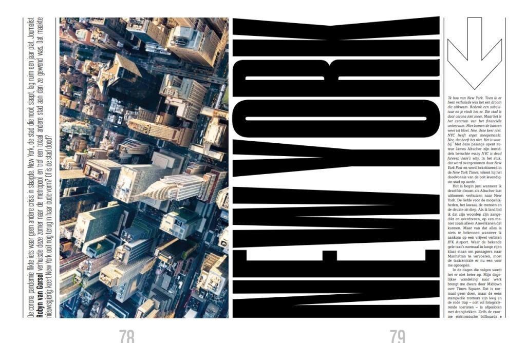 JFK #90 reportage New York dood of niet